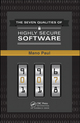 The 7 Qualities of Highly Secure Software by Mano Paul, ISBN 9781439814468