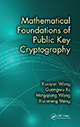 Mathematical Foundations of Public Key Cryptography by Xiaoyun Wang, Guangwu Xu, Mingqiang Wang, and Xianmeng Meng; ISBN 978-1-4987-0223-2