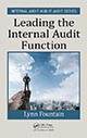 Leading the Internal Audit Function by Lynn Fountain; ISBN 9781498730426