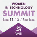 The WITI Summit on June 11-13, 2017 in San Jose, California