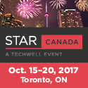 STARCANADA on October 15-20, 2017 in Toronto