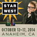 STARWEST on October 12-17, 2014 at Disneyworld in Anaheim, California