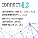 connect:ID on April 30-May 2, 2018 in Washington, DC