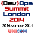DevOps Summit on November 29, 2014 in London, England