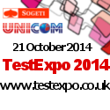 TestExpo 2014 on October 21, 2014 at the Hotel Russell in London